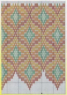 Florentine Bargello Embroidery: 25 Patterns for Different Difficulty Levels, фото № 27 Bargello Quilt Patterns, Bargello Needlepoint, Bargello Quilts, Needlepoint Stitches, Plastic Canvas Stitches, Plastic Canvas Patterns, Cross Stitch Designs, Cross Stitch Patterns, Palacio Bargello