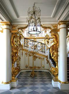 Peterhof (Petrodvorets), St. Petersburg, Russia