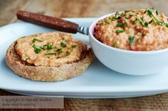 Carrot, Pear and Almond Spread