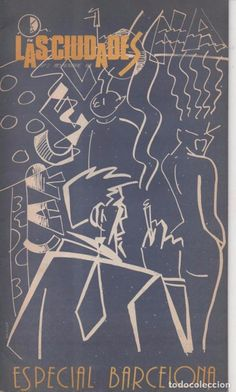 LA LUNA (ESPECIAL BARCELONA) Nº 2 NOVIEMBRE 1984. REVISTA MÍTICA DE LA MOVIDA MADRILEÑA AÑOS 80.