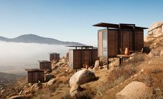 Ecolofts in Baja California: A Hotel With a Difference