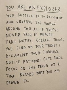 travel- make a book for each place