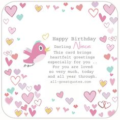 Free Online Birthday Cards For Niece For Facebook