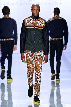 Mercedes Benz Fashion Week Africa 2014 (2) - Pagnifik