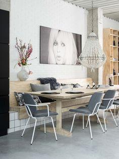 stoelen Frame & Fall www.bodilson.com