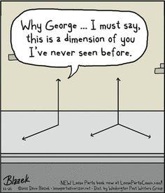 Gocomics Mobile Math Puns, Math Memes, Science Jokes, Math Humor, Nerd Humor, Maths, Math Cartoons, Math Comics, Funny Cartoons