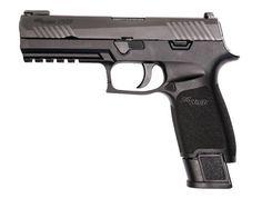 New Sig Sauer P320 TACOPS Full size 9mm w/ night sights $649 - http://www.gungrove.com/new-sig-sauer-p320-tacops-full-size-9mm-w-night-sights-649/