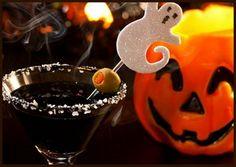 food & drink on Halloween