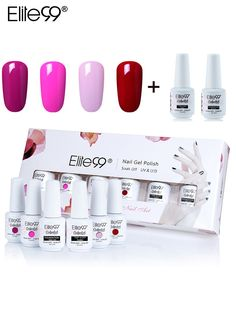 SHARE & Get it FREE | Elite99 6Pcs Polishing UV LED Soak Off Gel Nail Art Manicure SetFor Fashion Lovers only:80,000+ Items • New Arrivals Daily • Affordable Casual to Chic for Every Occasion Join Sammydress: Get YOUR $50 NOW!