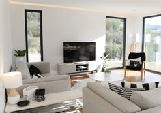 Home Decoration Stores Near Me Wooden Floors Living Room, Living Room Windows, Living Room Decor, Small Apartment Living, Small Apartments, Home Room Design, House Design, House Extension Design, Indian Home Interior