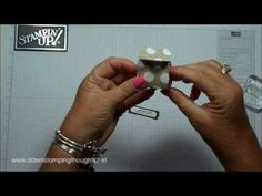 ▶ Fancy Flower Candy Holder with Dawn - YouTube