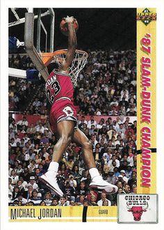 aa509ead51b 34 Best Michael Jordan All-Star Cards images