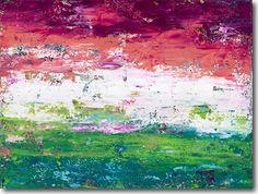 Skyline Art: Dawn Winter  Summer Dreams