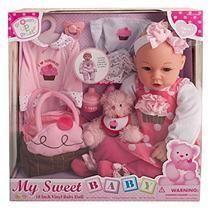 Shop Sam's Club for big savings on Dolls & Stuffed Toys Baby Dolls For Kids, Candy Sprinkles, Vinyl Dolls, Dollhouse Dolls, Teddy Bear, Toys, Sweet, Animals, Activity Toys