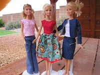 A blog dedicated to makeing modest Barbie clothes