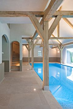 Belgian interior pool