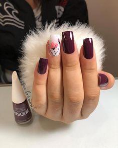 Ideas para decorar las uñas con estilo #uñasdecoradasfrancesa