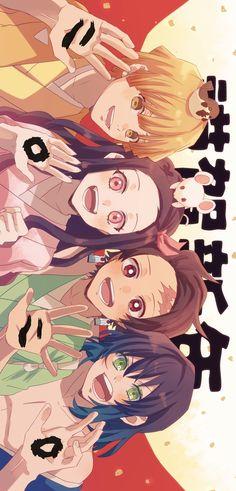 Anime Demon, Anime Manga, Anime Art, Demon Slayer, Slayer Anime, Naruto Shippuden Ino, Anime Halloween, Otaku, Hyouka
