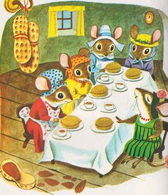 Richard Scarry.