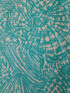 "lilly pulitzer's summer 2015 shorely blue seacups jacquard cotton fabric square 18""x18"" by lillybelledesigns, $12.00 @ lillybelledesigns.etsy.com"
