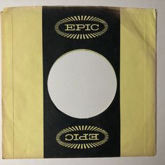 Spread the loveOriginal Vintage Company Record Sleeve As we stock hundreds of classic used sleeves, the picture shown is to indicate the version of the sleeve you will receive, generally not the actual sleeve. As these are used originals, the sleeve you will receive may have light wear, creases, or small stickers or small writing. …   Epic USA No32-34 Original 7 inch Company Record Sleeve [S16] Read More » The post Epic USA No32-34 Original 7 inch Company Record Sleeve [S16] appeared Music Images, Picture Show, Stickers, Writing, The Originals, Usa, Classic, Sleeves, Cards