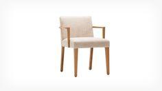 Altoh Arm Chair - Oak | EQ3 Modern Furniture