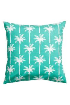 H&M - Patterned cushion cover £3.99
