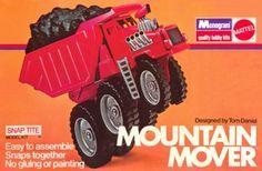 Monogram Mountain Mover