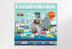 Creative Review - CR March: London Underground 150 special issue