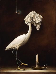 Cave to Canvas, Kevin Sloan, Modern Blindness, 2012