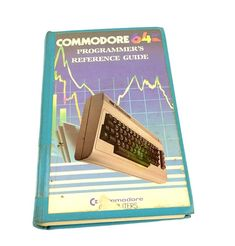 Commodore 64 Programmer's Reference Guide 1980s Vintage Computer Book   | eBay