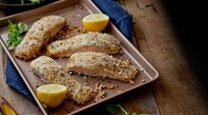 Lemon and Herb Salmon Fillets. This is a simple, delicious recipe. Serve the salmon with buttered baby potatoes and a lightly dressed green salad for the perfect midweek meal.