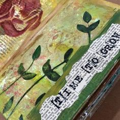 Art Journaling 101 - Part One: What is it?