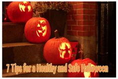 7 Tips for a Healthy and Safe Halloween