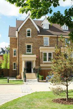 Consero Homes In Weybridge Uses A Freshfield Lane First