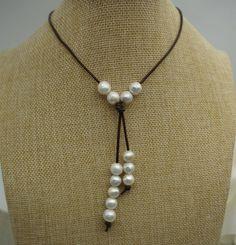 569b8375a5c9 Las 63 mejores imágenes de Bisuteria con perlas