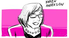 Very interesting talk with Karen Anderson at #pivotcon @karenanderson #draw #doodlely