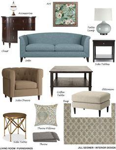 Furniture Design Concepts jill seidner | interior design: concept boards | new house ideas