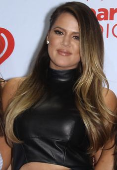 Leather Femme Fatale: Khloe Kardashian Cranks Up Her Strong Woman Image