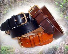 Belts & Suspenders – Etsy