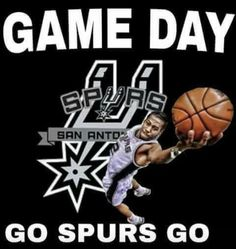 8cd916d2f1c Love game days !!  SpursNation Follow on Twitter   Instagram  spursfans 21  Check out our Spurs fans page for more. San Antonio Spurs Fan