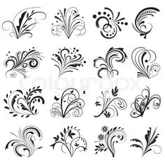 Stock vector of 'ornament, graphic, grunge'