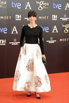 Los diez mejores momentos de la 27 edición de los Premios Goya: El discurso de Maribel Verdú