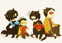 mayhw:kitty cats :v ♥