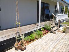 water saving gardening trough