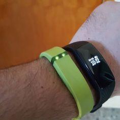 Prova del Fitness Tracker CAMTOA ID107  http://amzn.to/2rc6EXf  #tecnoroba #techno #tecnologia #instagood #instalike #unboxing #youtuber #smartwatch #amazing #amazon #android #samsung