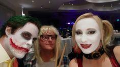 Joker, Harley Quinn and Garth