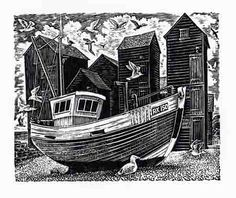'Hastings' by Sue Scullard