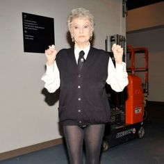 The Majestic Elaine Stritch Had No Use for Pants