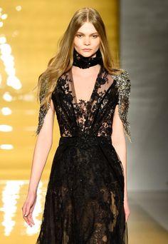 Reem Acra New York Fashion Week Fall 2015